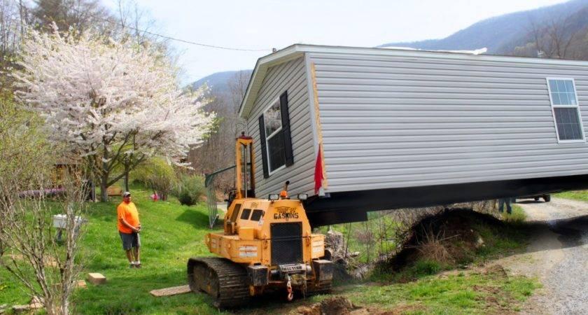 Setting Mobile Home