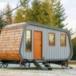 Shepherd Hut Wheels Inspired Century Mobile Homes