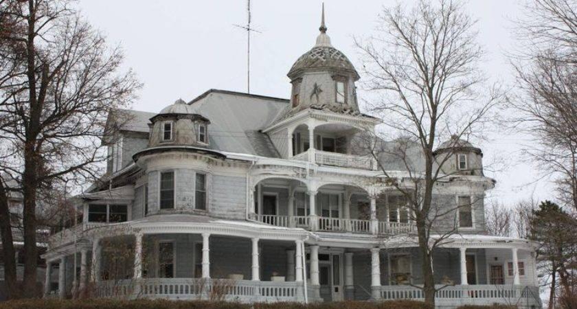 Shiloh House Benton Harbor Michigan Built Queen Anne