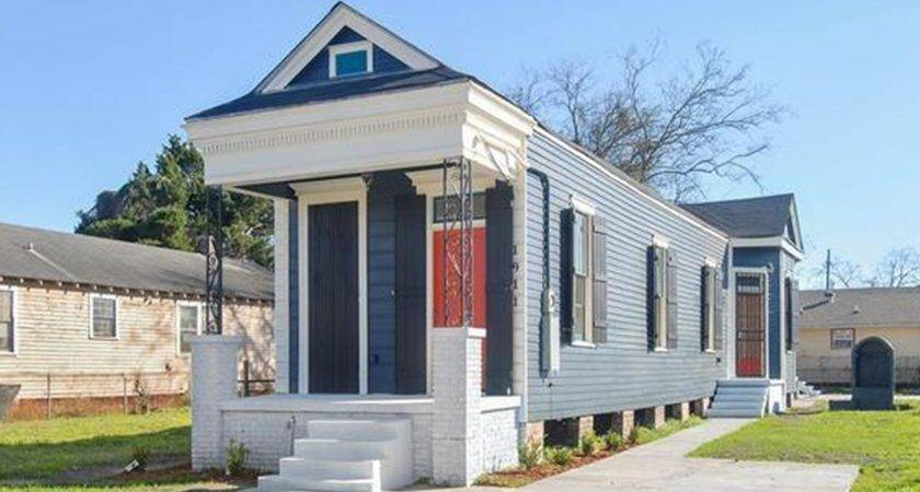 Shotgun Homes Sale New Orleans Mapped Curbed