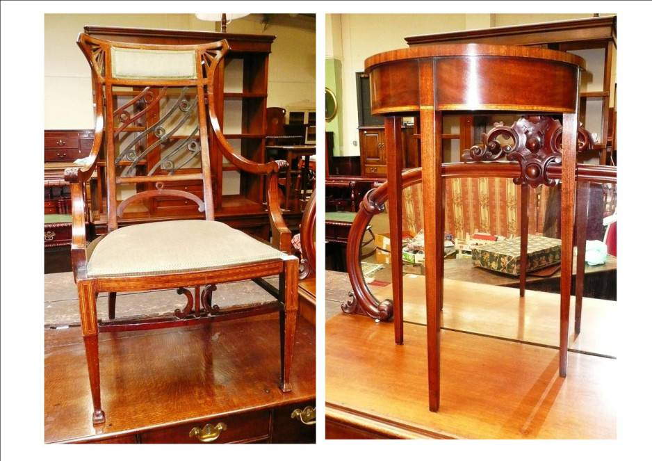 Side Tables Small Spaces Round End Table Large Coffee