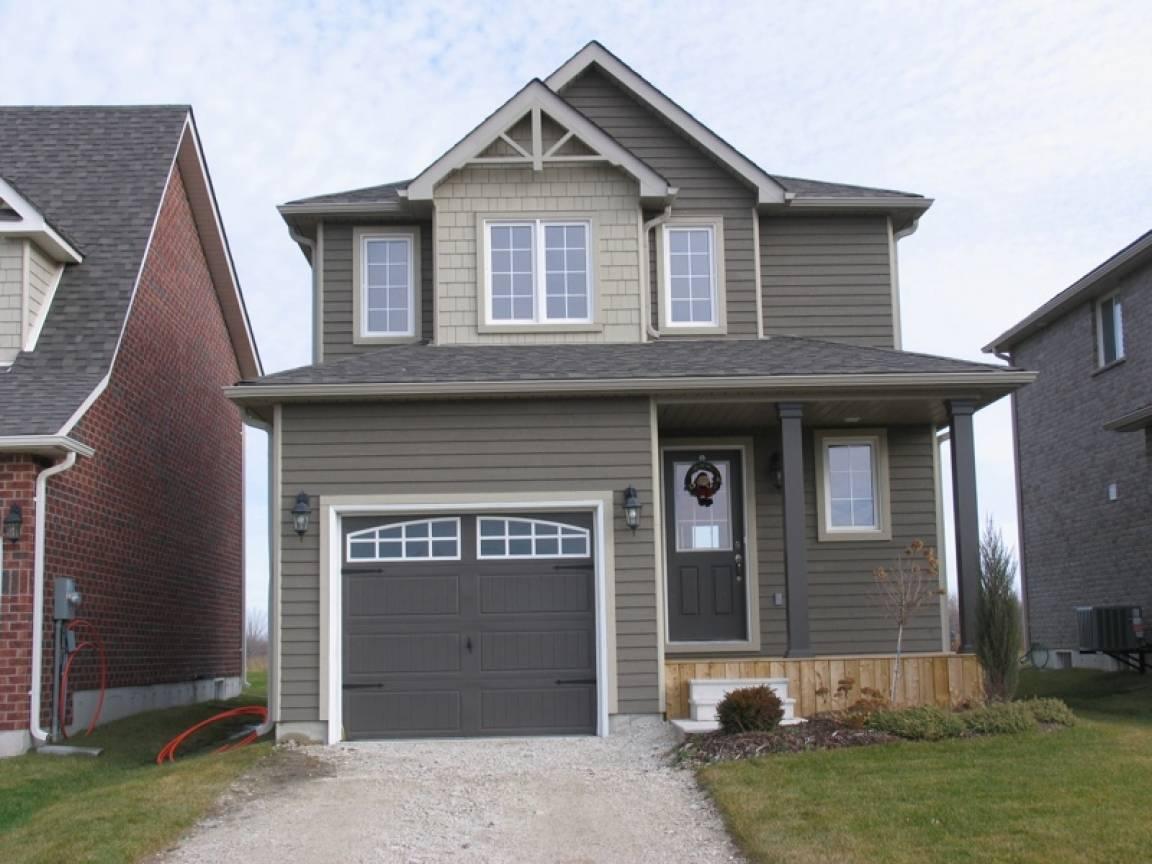 Siding Colors Homes House Ideas