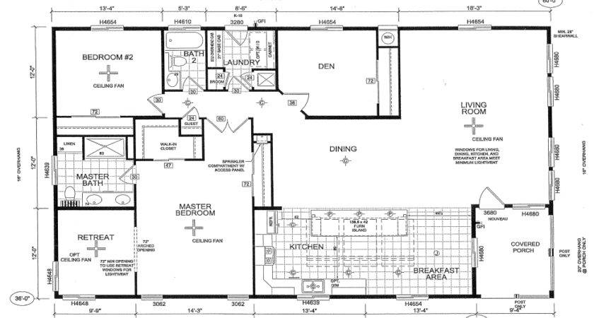 Silvercrest Manufactured Home Floor Plans Quotes