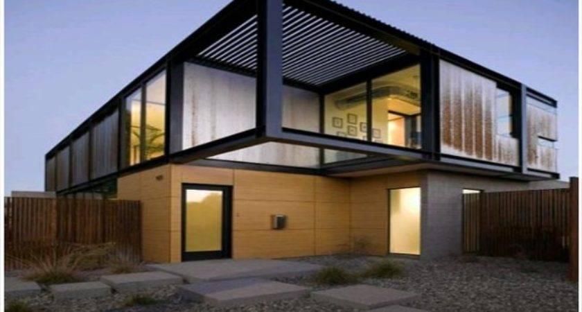 Simple Modern Modular Home Designs Plans