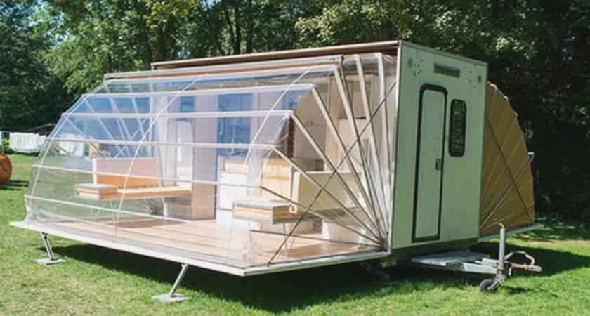 Simple Unique Trailer Homes Ideas Home Plans