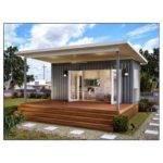 Single Bedroom Prefab Houses Prefabricated