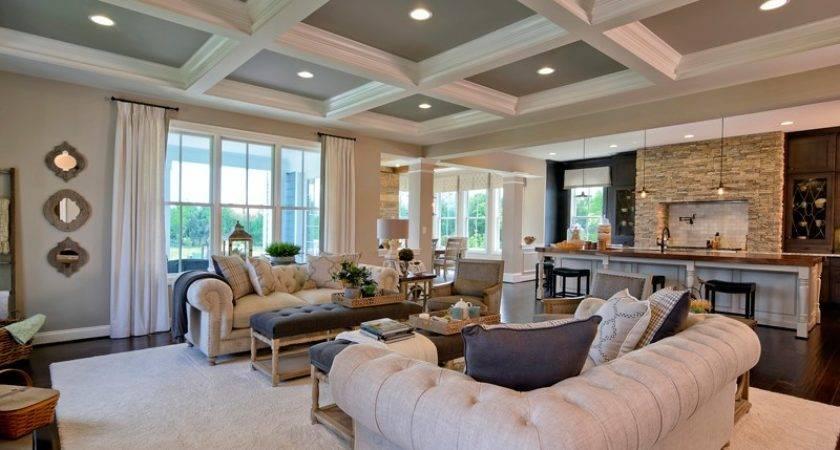 Single Homes Model Home Interiors