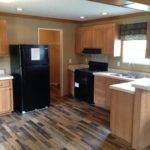 Single Section Sanders Manufactured Housing