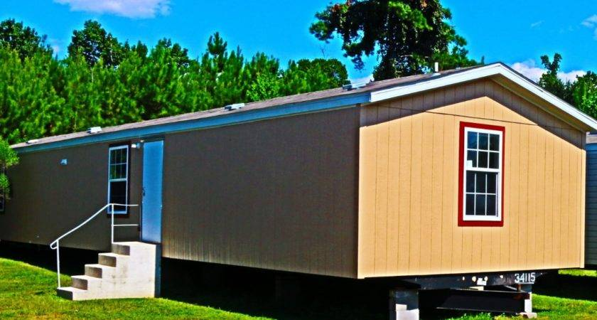 Single Wide Manufactured Home Worth Texas