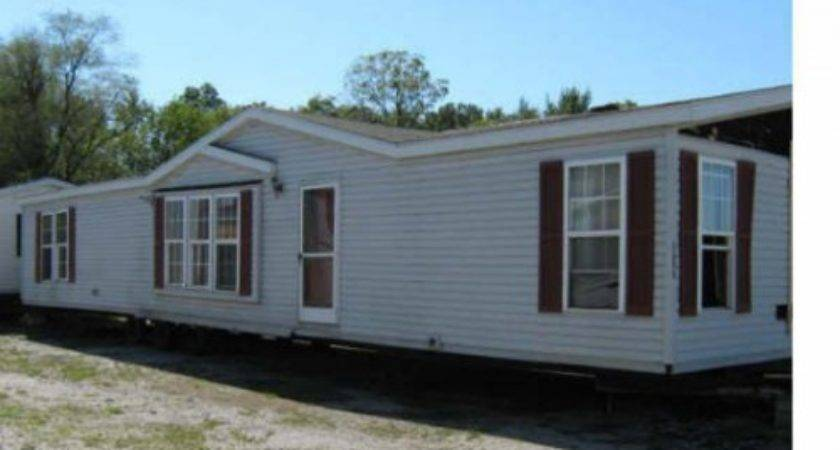 Single Wide Mobile Homes Sale Photos