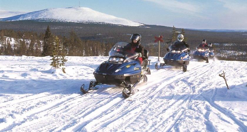 Ski Holiday Yllas Log Cabins Lapland Take Skiing