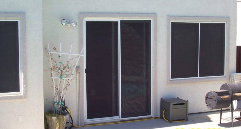 Sliding Door Mobile Home Doors