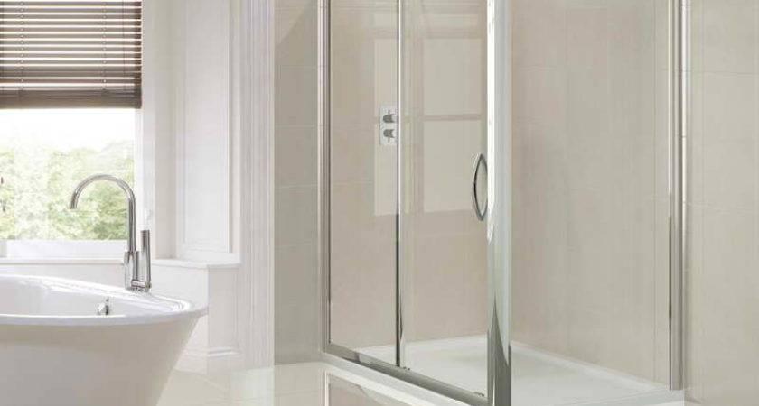 Sliding Glass Shower Doors Idea
