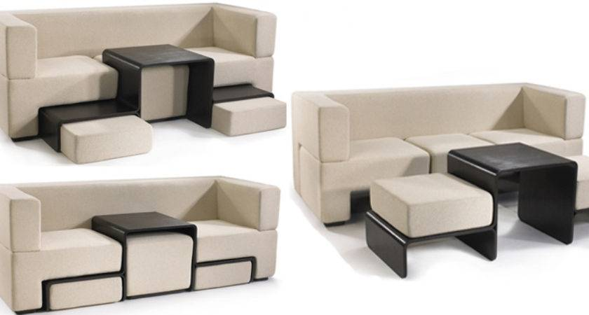 Slot Sofa Dynamic Piece Furniture Perfect Small Spaces