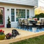 Small Backyard Patio Decorating Ideas