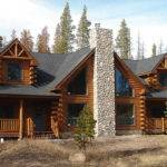 Small Home Plans Log Cabin Homes