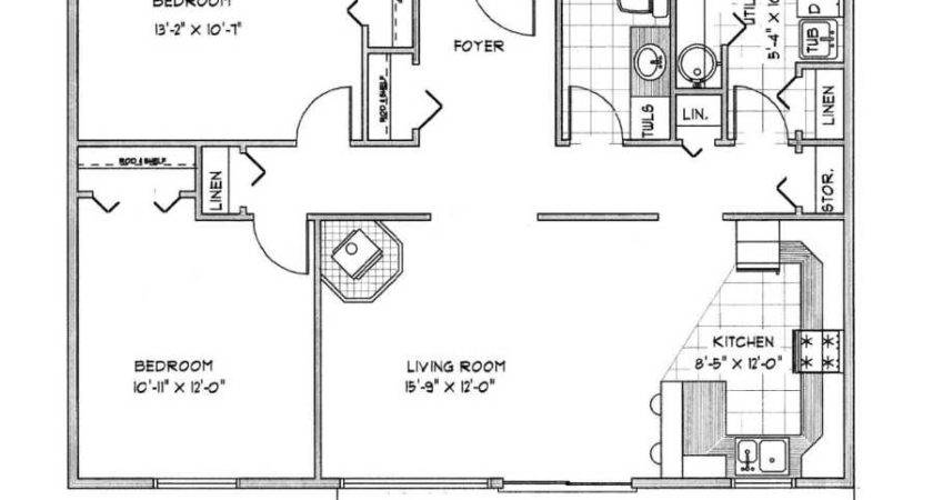 Small House Floor Plans Under Best