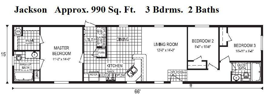 Small House Floor Plans Under Less Than