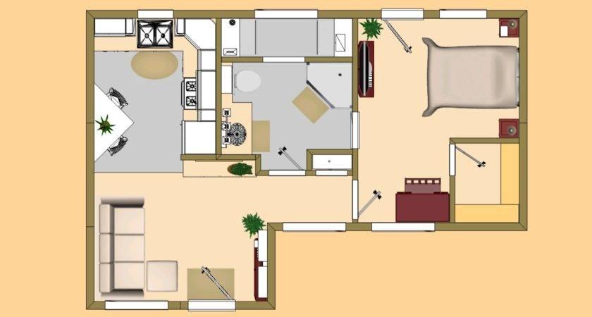 Small House Floor Plans Under Petrify Strew Bottom