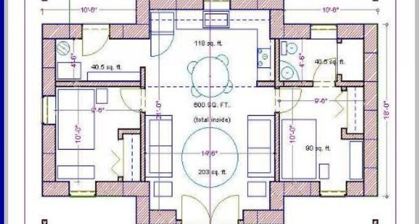 Small House Plans Under Modern Plan