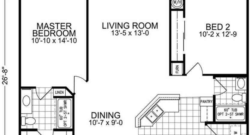 Small Modular Home Floor Plans Homes
