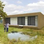 Small Modular Lake Homes Prefab Michigan