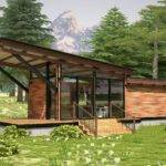 Small Prefab Cabin Kits Bing