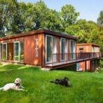 Small Prefab Modular Houses House Bliss Tiny
