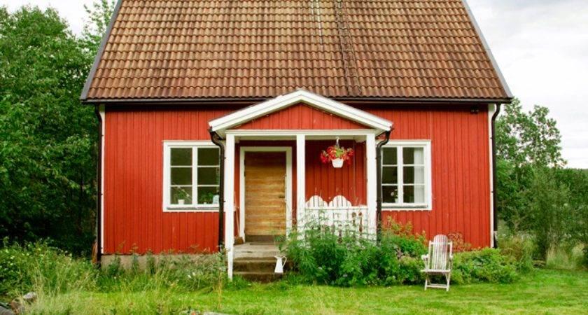 Small Summer Cottage Sweden Ideas