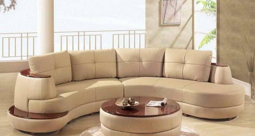 Sofas Small Spaces Leather Sectional
