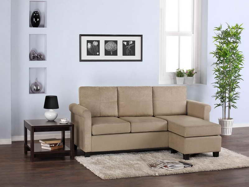Sofas Small Spaces Sectional