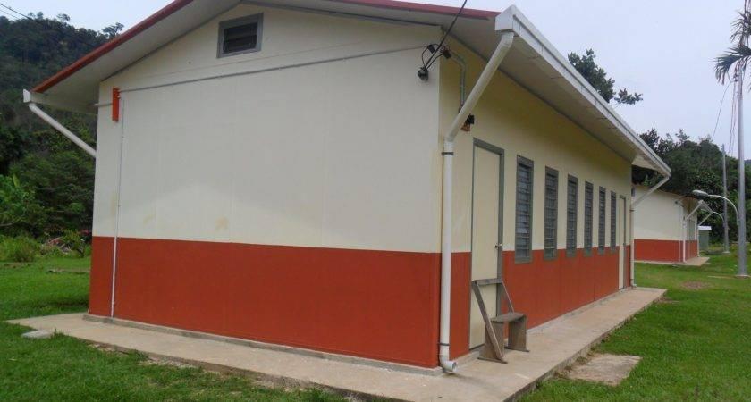 Solar Hybrid Power House