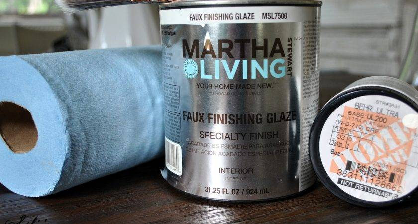Sophia Glaze Craze Tips Glazing Furniture