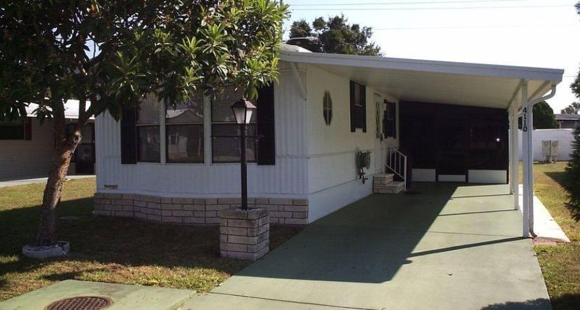 South Hill Furnished Mobile Home Sale Near Zephyrhills Florida