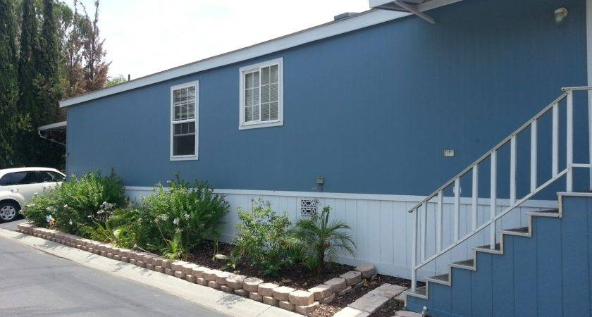 Southern California Homes Sale Double Wide Mobile Home
