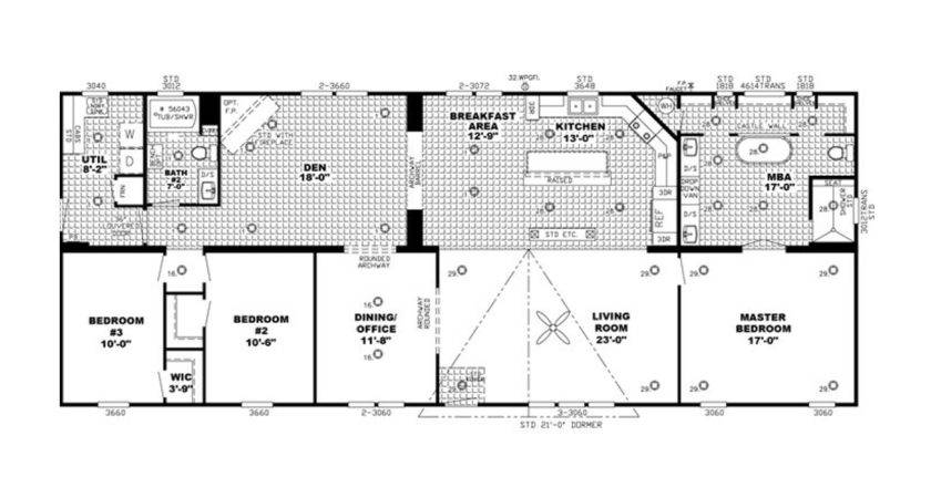 Southern Estates Mobile Homes Floor Plans
