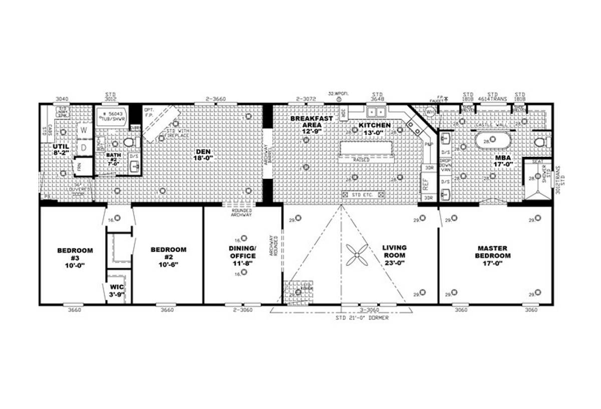 Southern Estates Mobile Homes Floor Plans