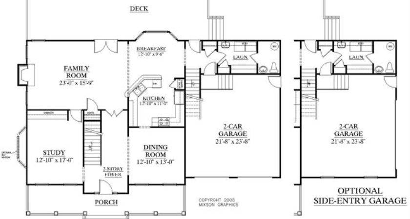 Southern Heritage Home Designs House Plan Hampton