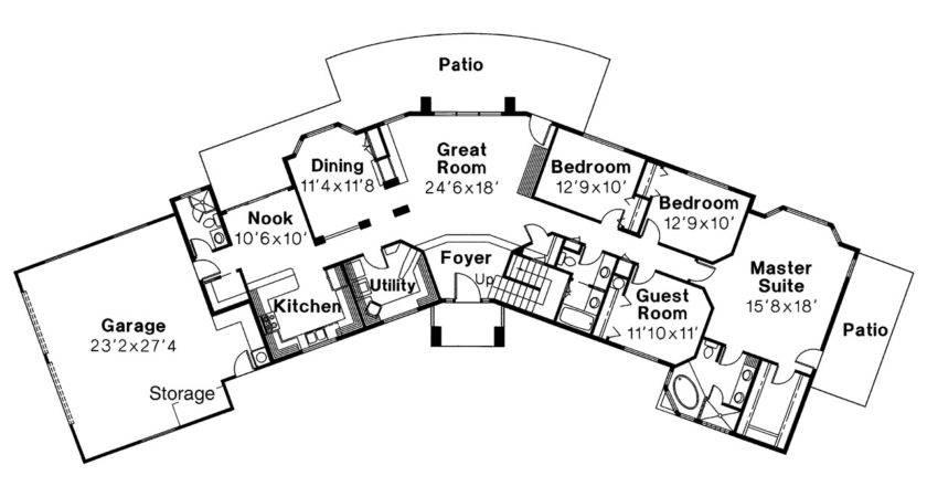 Southwest Home Designs