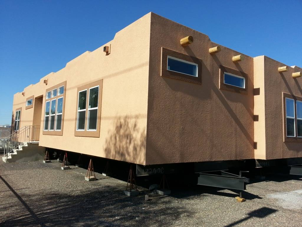 Southwest Style Modular Homes New Mexico