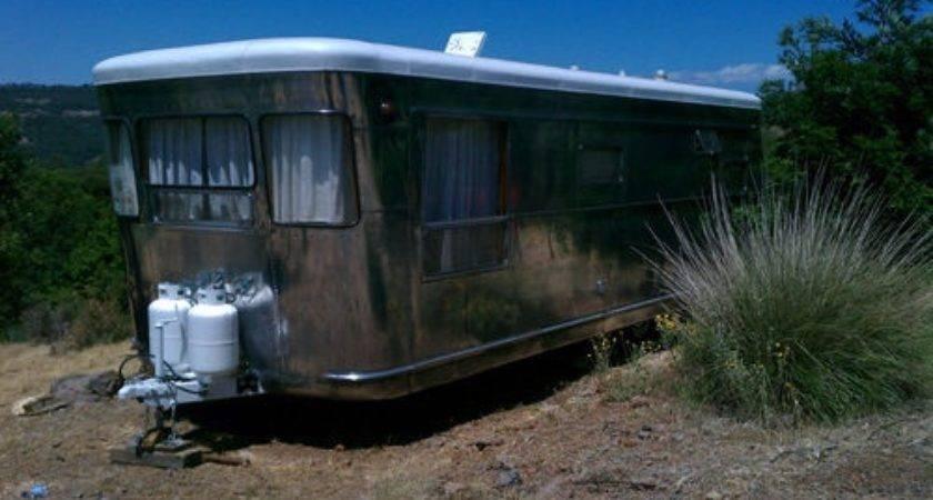 Spartan Manor Vintage Travel Trailer Sale Now