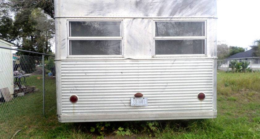 Spartan Mobile Home Trailer Tiny House Used