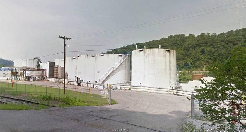 Spill Contaminated Drinking Water Charleston West Virgina