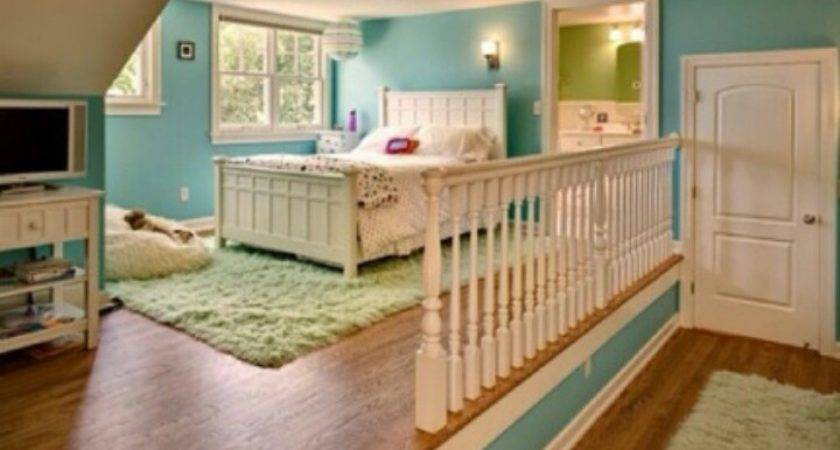 Split Level Bedroom Second Bed Lower Floor Add Another Closet