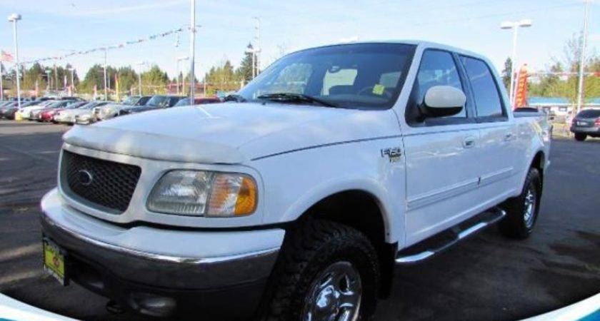 Spokane Used Ford Stx Supercab Flareside