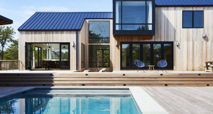 Spotted Modern Homes Hamptons Dwell