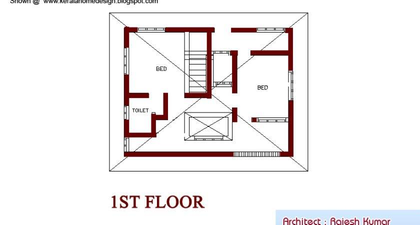 Square Feet Tamilnadu House Plans Joy Studio Design