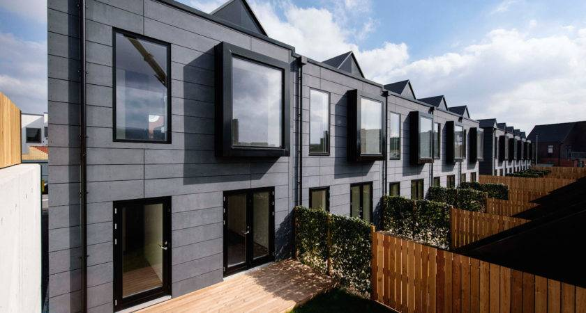 Stackable Prefab Homes London Let Design
