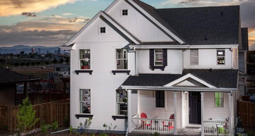 Stapleton Conservatory Green Community Denver Home