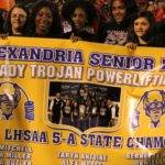 State Best Powerlifters Come Cenla Lhsaa Meets